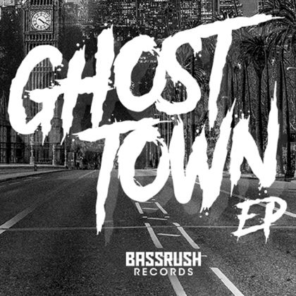 Caspa Cracks Skulls With His 'Ghost Town' EP for Bassrush Records