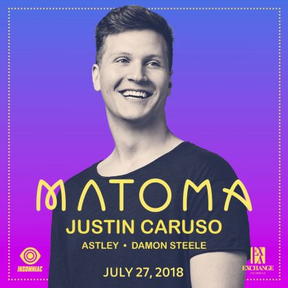 Matoma with Justin Caruso