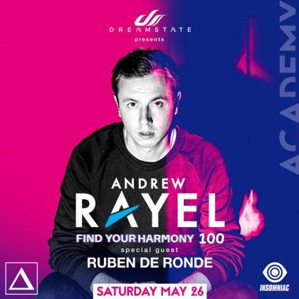 Andrew Rayel with Ruben de Ronde