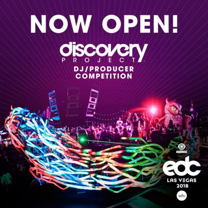 EDC Las Vegas 2018: DJ / Producer