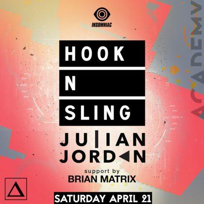 Hook N Sling & Julian Jordan