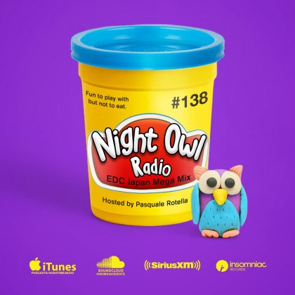 'Night Owl Radio' 138 ft. EDC Japan 2018 Mega-Mix