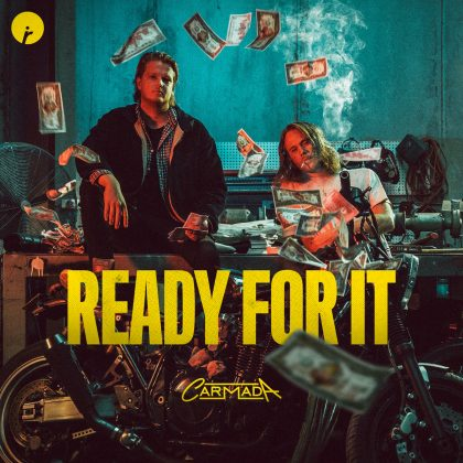 "Carmada Makes It Rain Future Bass Vibrations on ""Ready for It"" for Insomniac Records"