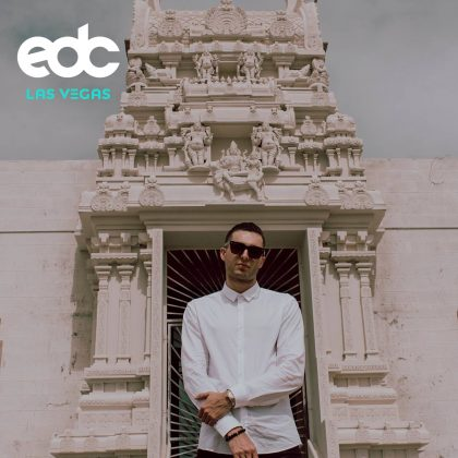 Bijou Reps Ghetto House Like a Boss on EDC Las Vegas 2018 Mix