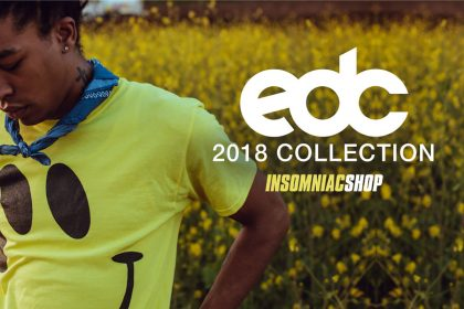 Insomniac Shop Introduces New EDC 2018 Collection