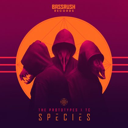 "The Prototypes and TC Lock Horns on ""Species"" for Bassrush Records"