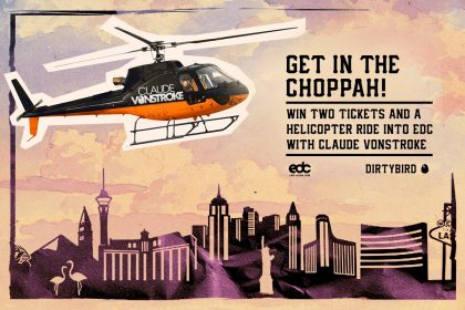 Fly to EDC Las Vegas Dirtybird Style and Party with Claude VonStroke