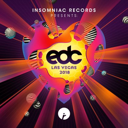 Insomniac's 'EDC Las Vegas 2018 Compilation' Is as Massive as the Festival Itself