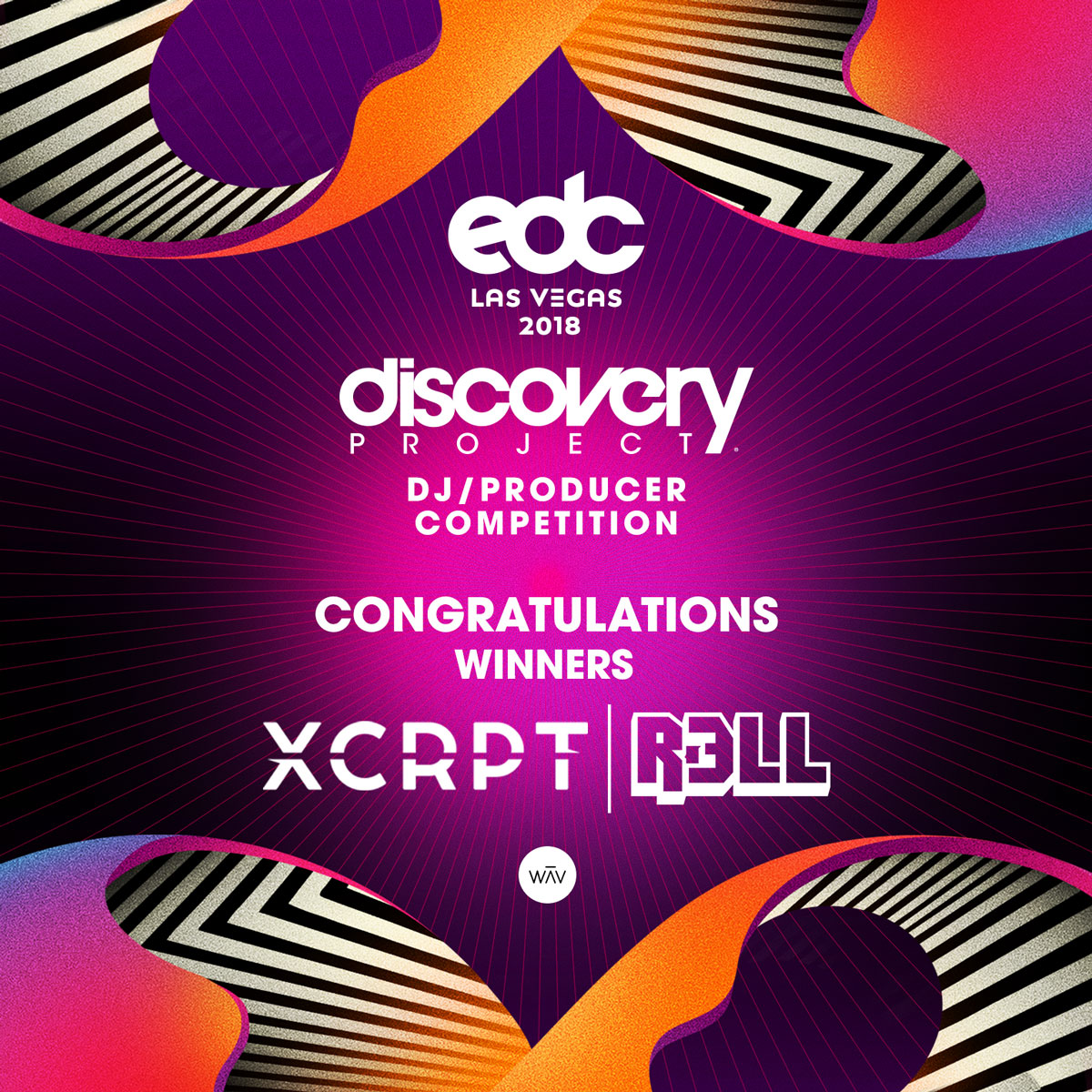 Meet the 2 Newest Discovery Project Inductees Bringing the Heat to EDC Las Vegas 2018