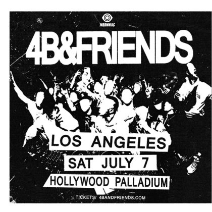 4B & Friends