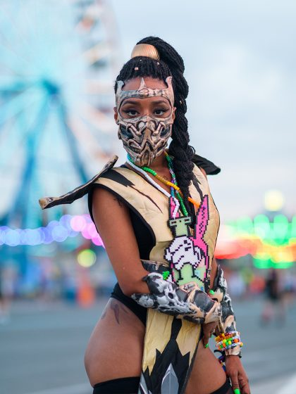 Awesome People We Met at EDC Las Vegas 2018 Day 2