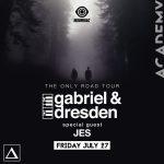 Gabriel & Dresden with JES