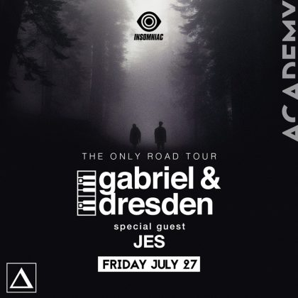 Gabriel & Dresden with JES