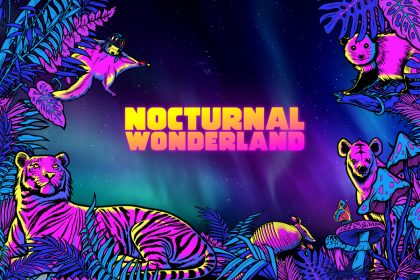 Nocturnal Wonderland 2018 Mobile App & Set Times Released