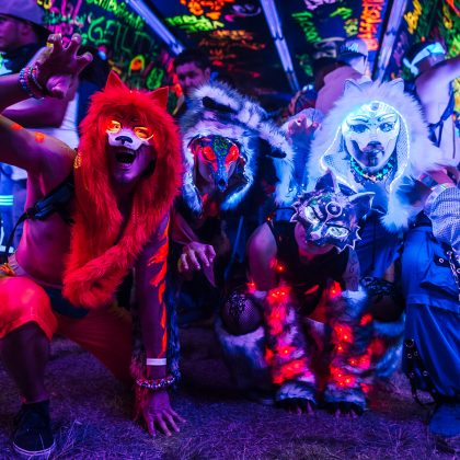 Become a Creature of the Night With This Nocturnal Wonderland 2018 Playlist