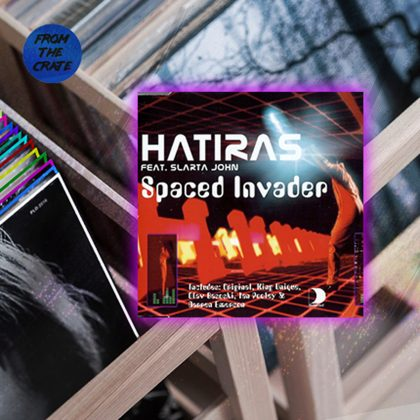 "Hatiras ""Spaced Invader"""
