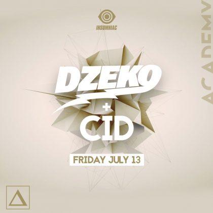 Dzeko & CID