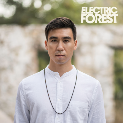 Rinzen Unveils His Transcendent Electric Forest 2018 Playlist