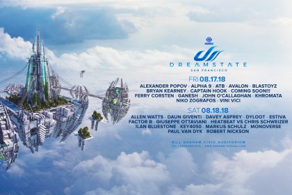 Dreamstate SF Single-Day Tickets On Sale Now