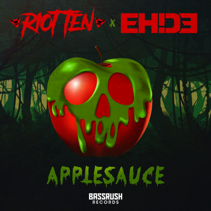 "Riot Ten & EH!DE Ride the Rails With ""Applesauce"" for Bassrush Records"