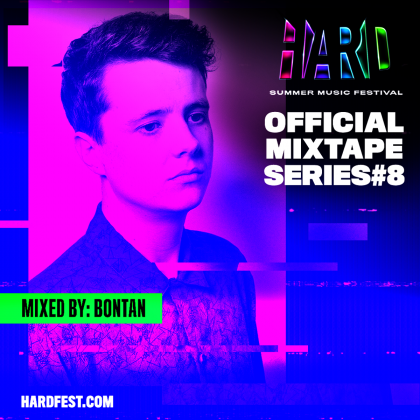 Bontan Showcases His Formidable Tech House on HARD Summer 2018 Mixtape