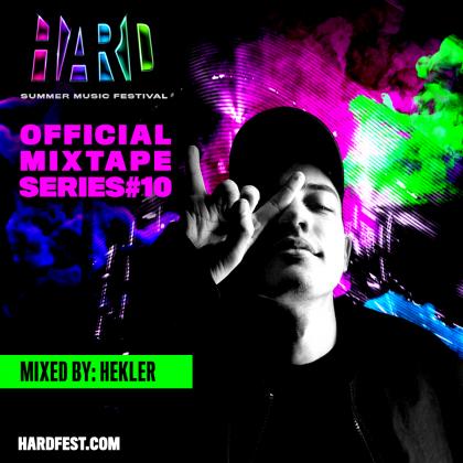 Hekler Goes Full-on Weird With His Epic HARD Summer 2018 Mixtape