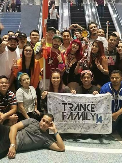 "#WeAreTranceFamily: The L.A. Group of ""Friends Who Became Family"""