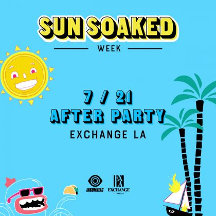 Kaskade: Sun Soaked Afterparty