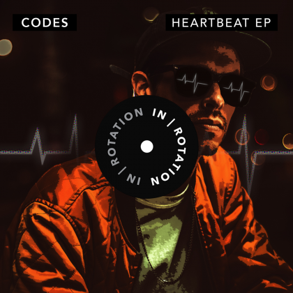 CODES Will Increase Your Pulse With Shifty Basslines on His 'Heartbeat' EP for IN / ROTATION