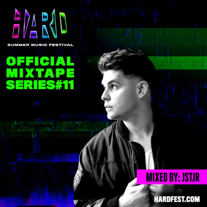 JSTJR Unleashes His Global Bass Firepower on HARD Summer 2018 Mixtape
