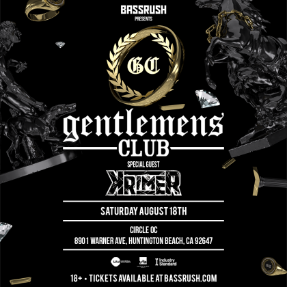 Gentlemens Club with Krimer