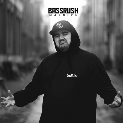 Midnight Tyrannosaurus Chomps Down Like a Boss on His Bassrush Massive 2018 Mix