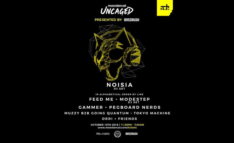 Monstercat Uncaged ADE – Insomniac