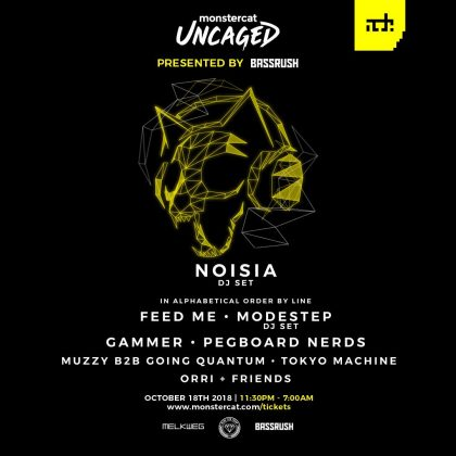 Monstercat Uncaged ADE