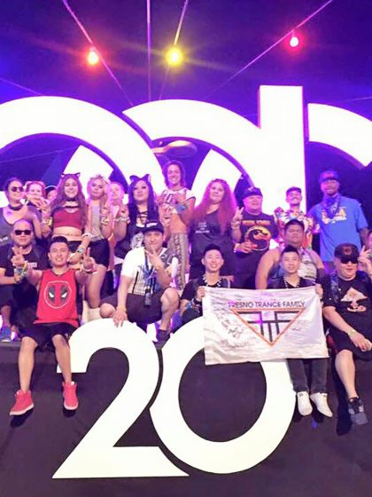 #WeAreTranceFamily: Fresno Fam Keeps a Tight Connection