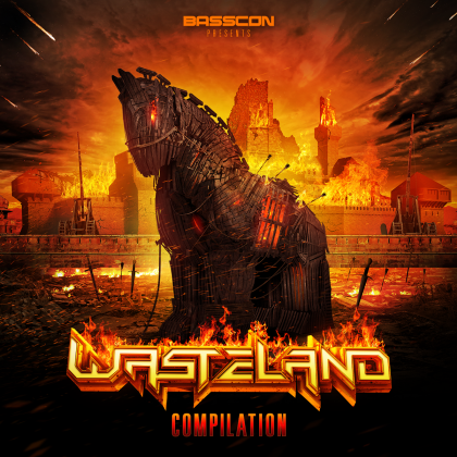 Basscon Launches Record Label With Dancefloor-Certified 'Wasteland' Compilation Album