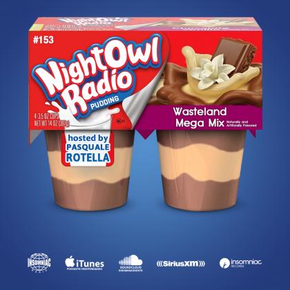'Night Owl Radio' 153 ft. Basscon: Wasteland 2018 Mega-Mix