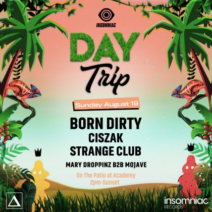 Born Dirty, Ciszak & Strange Club
