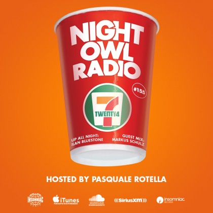 'Night Owl Radio' 155 ft. ilan Bluestone and Markus Schulz