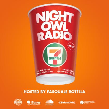 'Night Owl Radio' 155 ft. ilan Bluestone and Markus Schulz