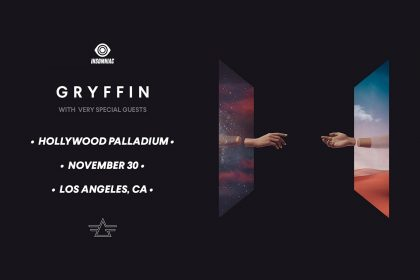 Announcing: Gryffin at the Hollywood Palladium