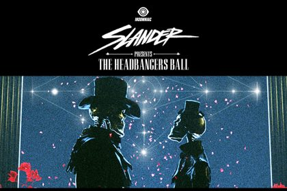 Announcing: Slander – The Headbangers Ball at San Jose National Civic