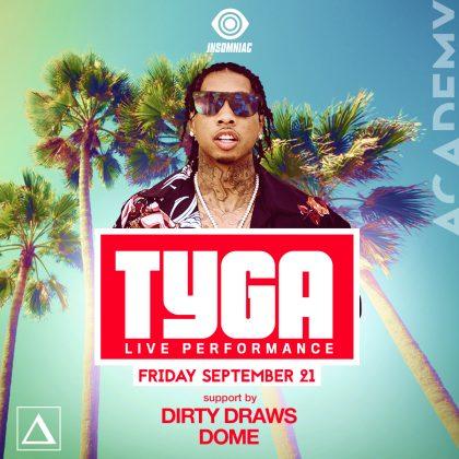 Tyga (Live Performance)