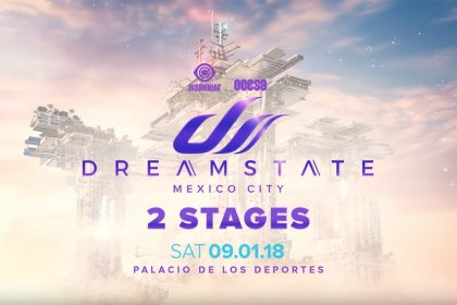 Dreamstate Mexico 2018