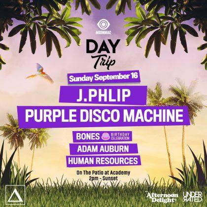 J.Phlip & Purple Disco Machine
