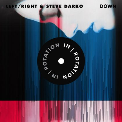 "Left/Right and Steve Darko Take Trippy to the Next Level With ""Down"" for IN / ROTATION"