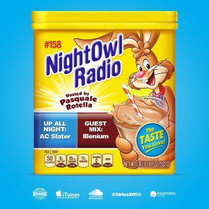 'Night Owl Radio' 158 ft. AC Slater and ILLENIUM
