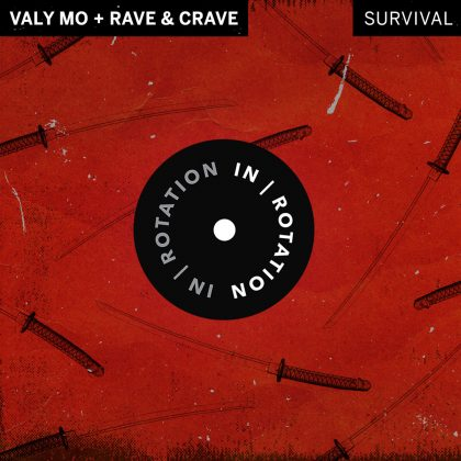 "Valy Mo Connects With Rave & Crave on Laser House ""Survival"" for IN / ROTATION"