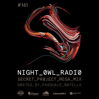 'Night Owl Radio' 161 ft. Secret Project 2018 Mega-Mix