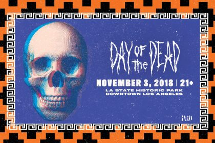 The Day of the Dead 2018 Lineup Has Risen